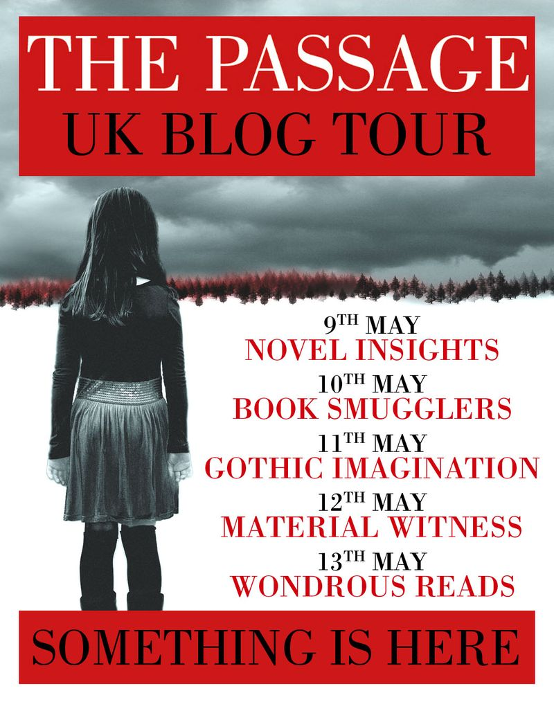 The Passage Blog Tour banner