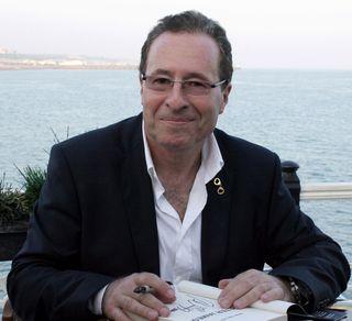 Peter James author photo